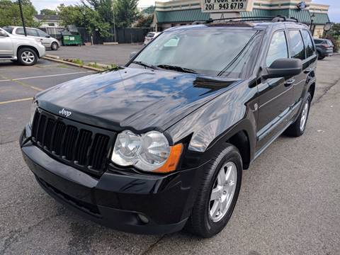 2008 Jeep Grand Cherokee for sale in Fairview, NJ