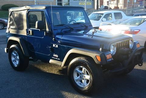 2005 Jeep Wrangler for sale in Fairview, NJ
