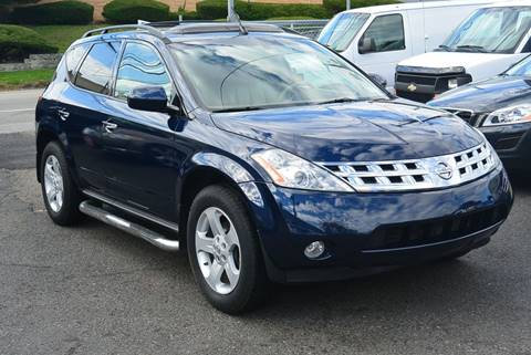 2005 Nissan Murano for sale in Fairview, NJ
