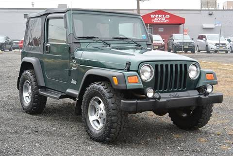 2000 Jeep Wrangler for sale in Fairview, NJ