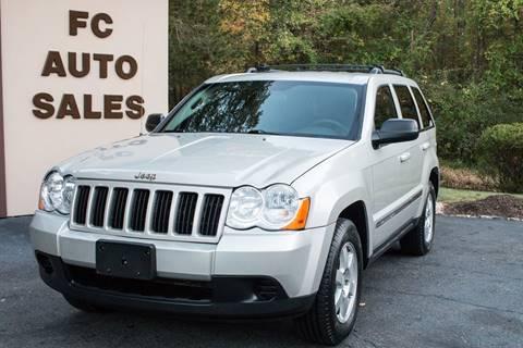 2010 Jeep Grand Cherokee for sale in Hampden, MA