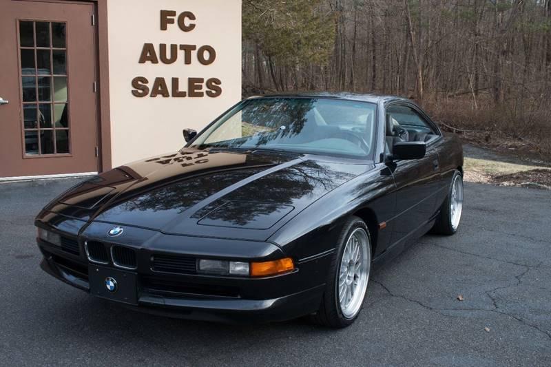 BMW Series CSi RWD For Sale In Hartford CT CarGurus - 850csi bmw for sale