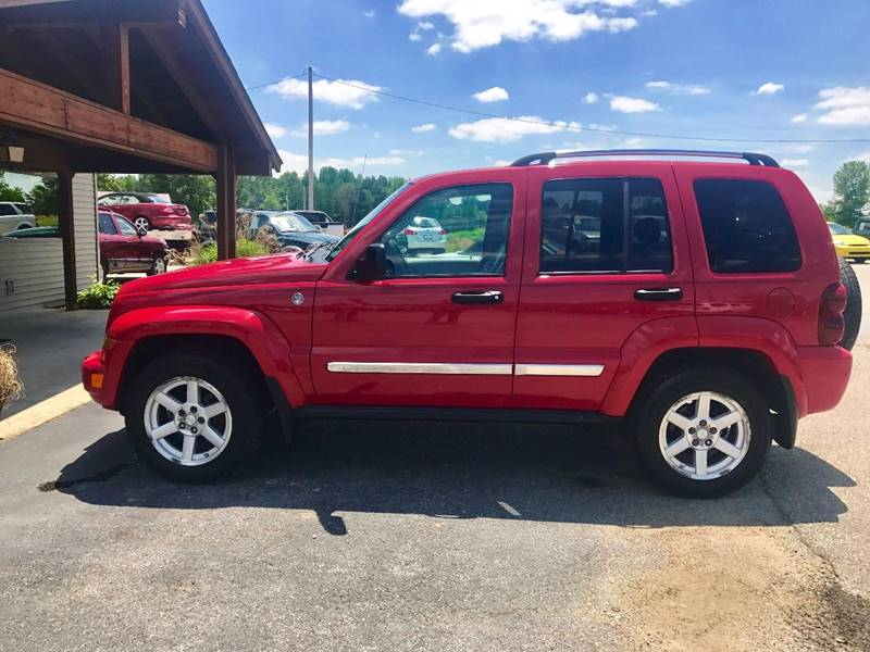 2005 Jeep Liberty Limited 4WD 4dr SUV w/ 28F - Brookland AR