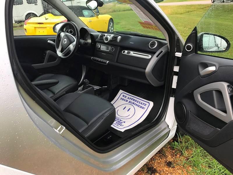 2012 Smart fortwo pure 2dr Hatchback - Brookland AR