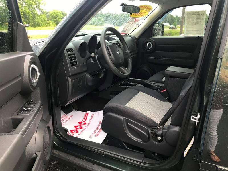 2010 Dodge Nitro 4x2 SE 4dr SUV - Brookland AR