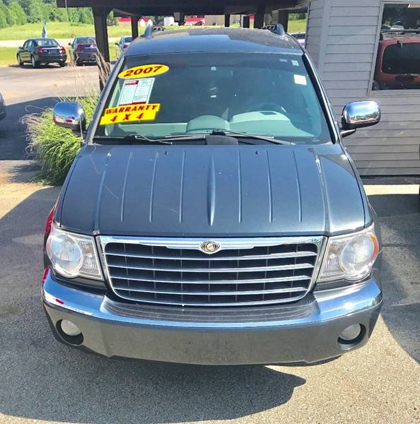 2007 Chrysler Aspen 4x4 Limited 4dr SUV - Brookland AR
