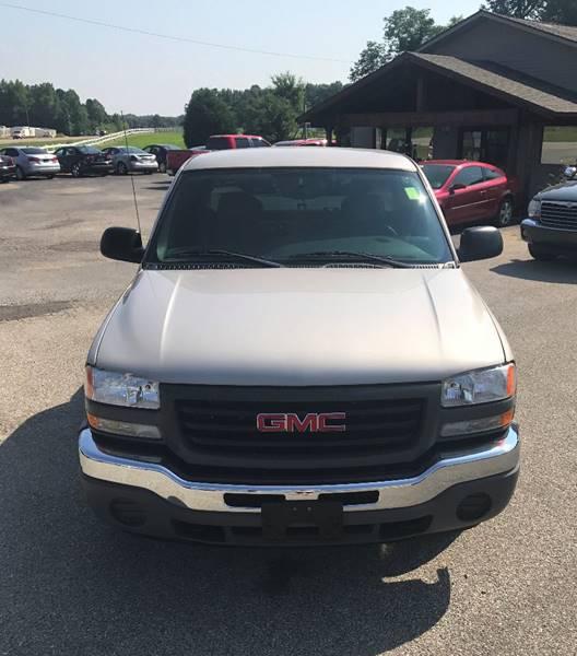 2006 GMC Sierra 1500 SL1 4dr Extended Cab 6.5 ft. SB - Brookland AR