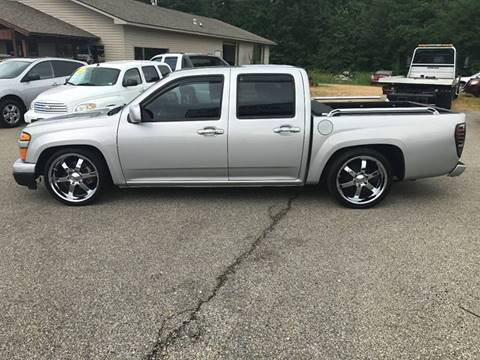 2010 Chevrolet Colorado for sale in Brookland, AR