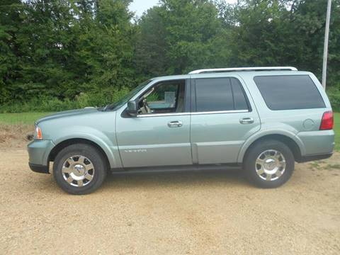 2005 Lincoln Navigator for sale in Brookland, AR