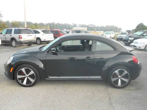2012 Volkswagen Beetle for sale in Brookland, AR