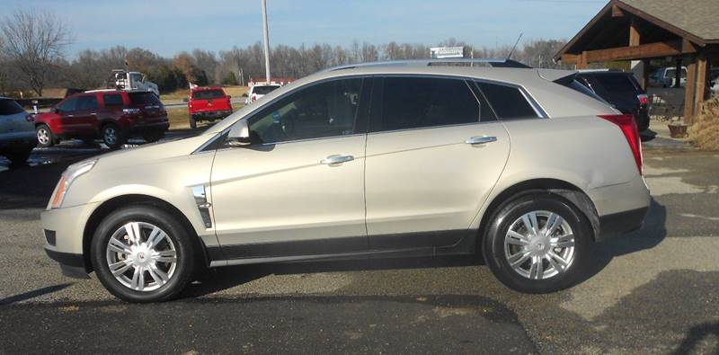 2010 cadillac srx luxury collection 4dr suv in brookland ar knobel auto sales llc. Black Bedroom Furniture Sets. Home Design Ideas