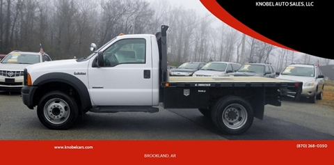 2006 Ford F-550 Super Duty for sale in Brookland, AR