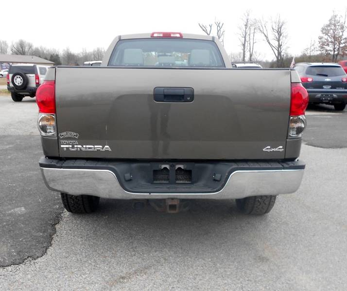 Toyota Tundra Double Cab 4x4: 2008 Toyota Tundra 4x4 SR5 4dr Double Cab LB (5.7L V8) In