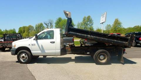 2007 Dodge Ram Chassis 3500 for sale in Brookland, AR
