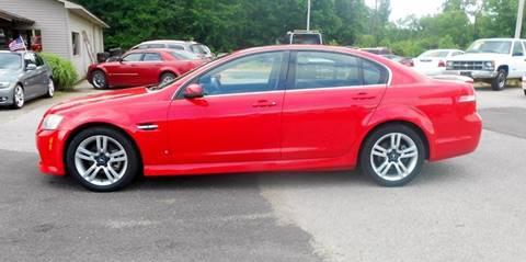 2008 Pontiac G8 for sale in Brookland, AR