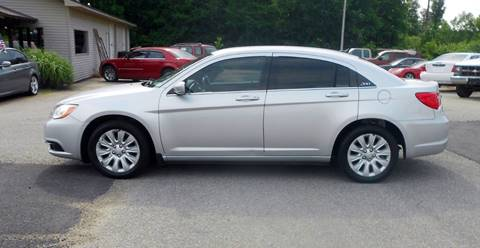 2012 Chrysler 200 for sale in Brookland, AR