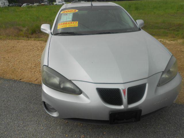 2004 Pontiac Grand Prix GTP 4dr Supercharged Sedan - Brookland AR