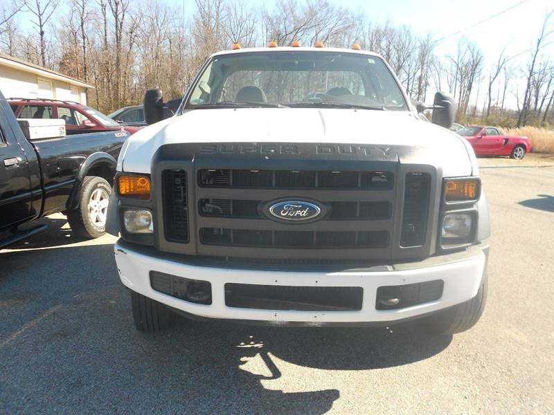 2008 Ford F-450 for sale at KNOBEL AUTO SALES, LLC in Brookland AR