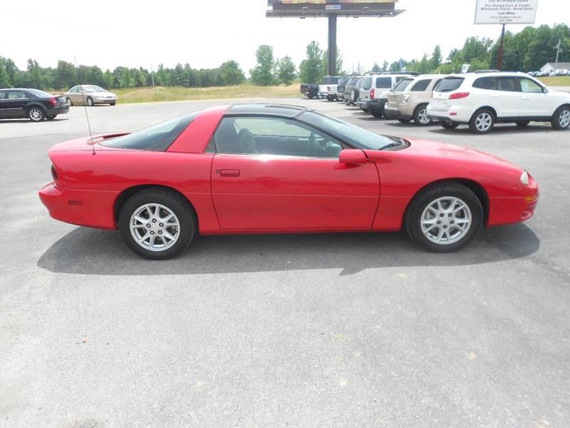2002 Chevrolet Camaro 2dr Hatchback - Brookland AR