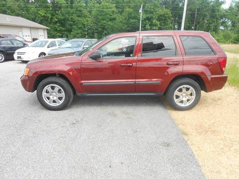 2008 Jeep Grand Cherokee for sale in Brookland, AR