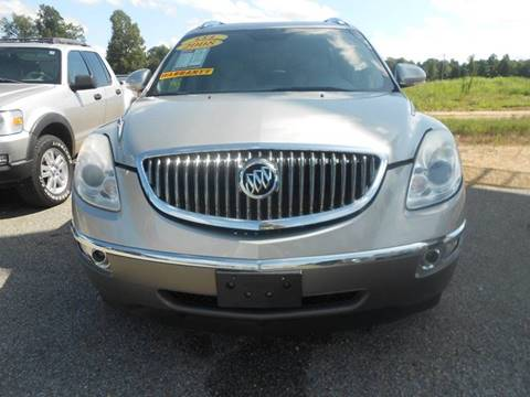 2008 Buick Enclave for sale at KNOBEL AUTO SALES, LLC in Brookland AR