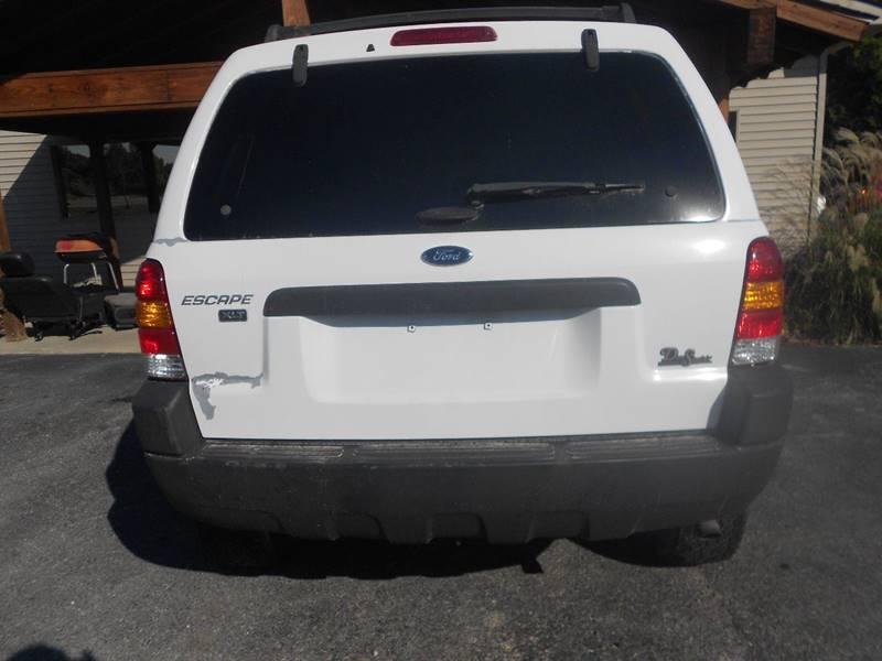 2002 Ford Escape XLT Choice 2WD 4dr SUV - Brookland AR