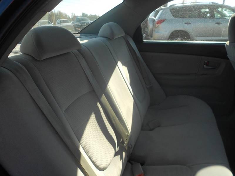 2009 Kia Spectra EX 4dr Sedan 4A - Brookland AR