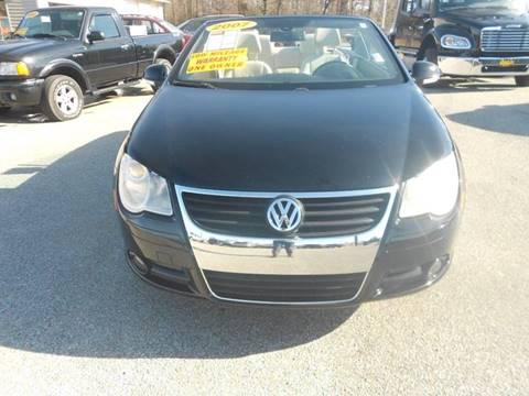 2007 Volkswagen Eos for sale in Brookland, AR