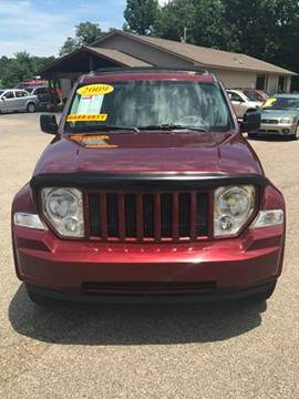 Jeep liberty for sale arkansas for Andy yeager motors in harrison arkansas