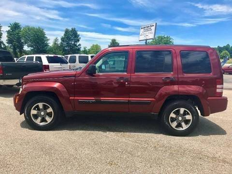 2009 jeep liberty for sale in arkansas. Black Bedroom Furniture Sets. Home Design Ideas