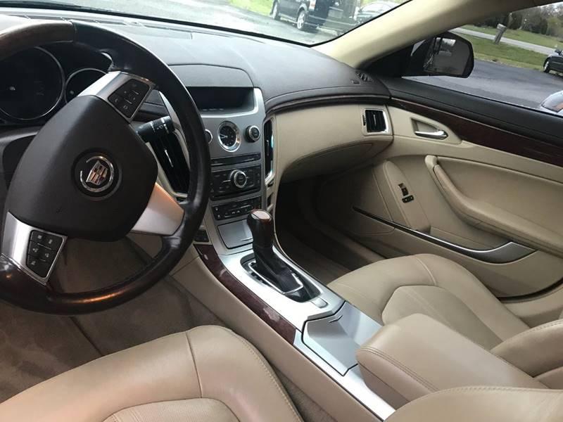 2009 Cadillac CTS AWD 3.6L DI 4dr Sedan w/ 1SB w/ Navigation - Brookland AR