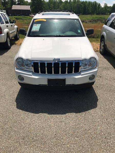 2005 Jeep Grand Cherokee 4dr Limited 4WD SUV - Brookland AR