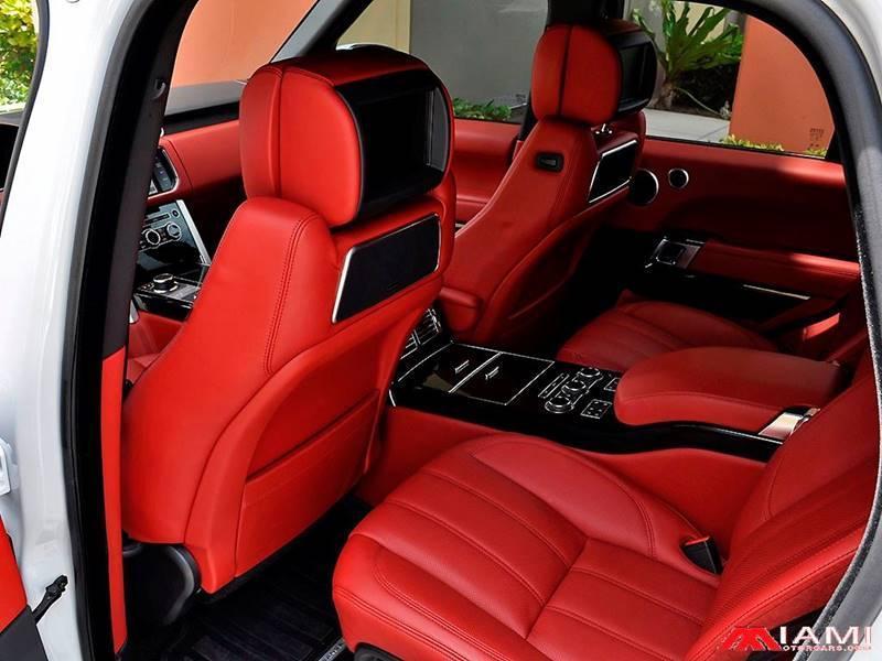 2014 Land Rover Range Rover 4x4 Autobiography 4dr SUV - Miami FL