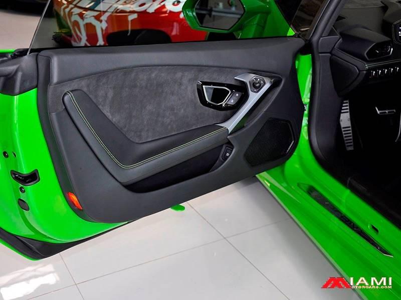 2015 Lamborghini Huracan AWD LP 610-4 2dr Coupe - Miami FL