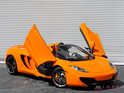 McLaren MP4-12C For Sale - Carsforsale.com®