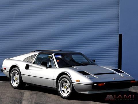 1984 Ferrari 308 Gts For Sale In Miami Fl