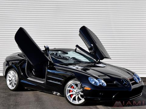 2008 Mercedes-Benz SLR for sale in Miami, FL