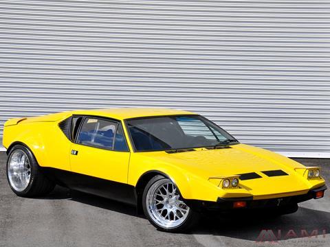 Pantera For Sale >> 1972 De Tomaso Pantera For Sale In Miami Fl