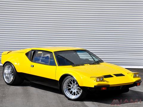 1972 De Tomaso Pantera for sale in Miami, FL