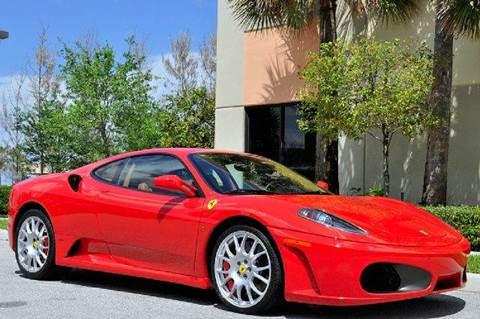 2008 Ferrari 430 Scuderia Spider