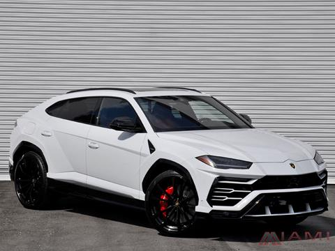 Used Lamborghini Urus For Sale Carsforsale Com