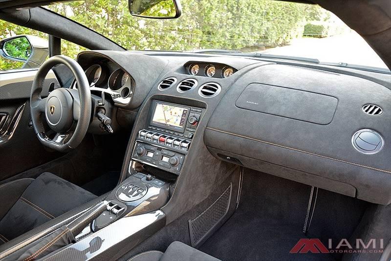 2012 Lamborghini Gallardo LP 570-4 Spyder Performante 2dr Convertible - Miami FL