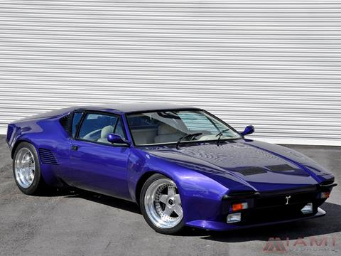 Ford Pantera For Sale >> 1972 De Tomaso Pantera For Sale In Miami Fl