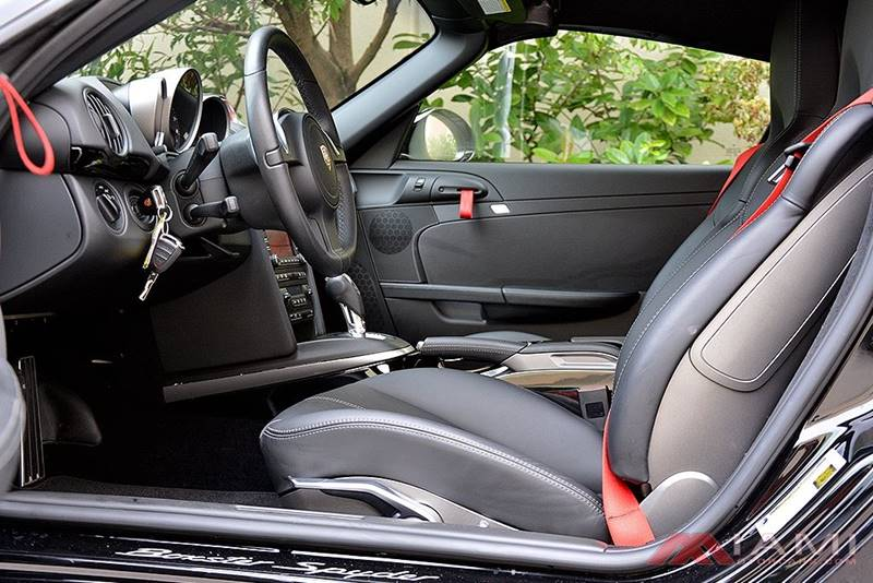email for price - Porsche Spyder 2012