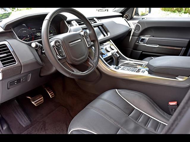 2015 Land Rover Range Rover Sport 4x4 SVR 4dr SUV - Miami FL