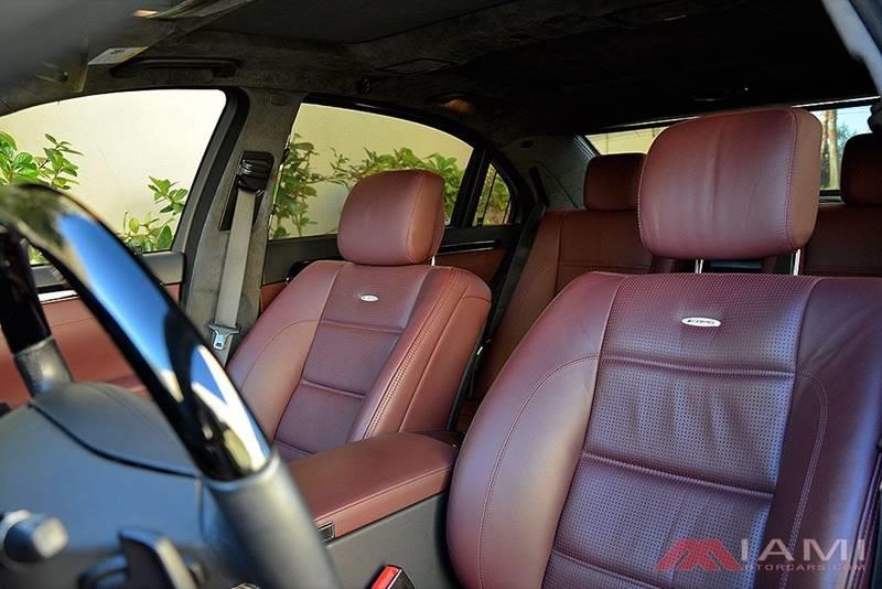 2013 Mercedes-Benz S-Class S 63 AMG 4dr Sedan - Miami FL