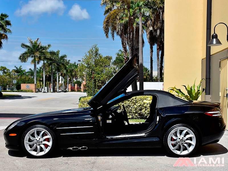 2008 Mercedes-Benz SLR SLR McLaren 2dr Convertible - Miami FL