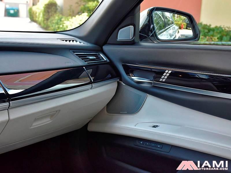 2014 BMW 7 Series ALPINA B7 LWB 4dr Sedan - Miami FL