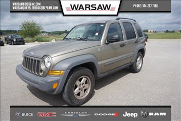 2005 Jeep Liberty for sale in Warsaw, IN