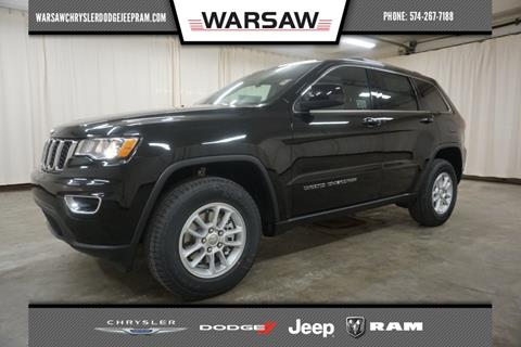 2018 Jeep Grand Cherokee for sale in Warsaw, IN